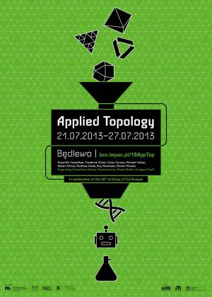 "Konferencja ""Applied Topology - Będlewo 2013"""