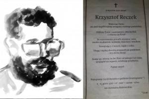 Zmarł Dr Krzysztof Reczek (1953-2021)