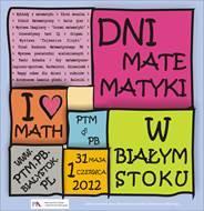 Dni Matematyki w Białymstoku