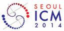 International Congress of Mathematicians, August 13-21, 2014, Coex, Seoul, Korea