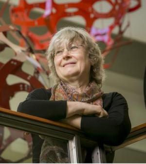 Ingrid Daubechies wygłosi LORNA CASSELTON MEMORIAL LECTURE 2021, on-line, 13 maja 2021, 5 pm BST, Oxford, UK