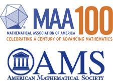 Polonica na największej amerykańskiej konferencji matematycznej JMM, San Antonio, Texas, 10-13 January, 2015
