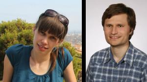 Joanna Kułaga-Przymus i Mateusz Michałek laureatami Nagrody im. Kazimierza Kuratowskiego 2015