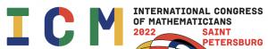 GRANT im. KOWALEWSKIEJ NA UCZESTNICTWO w ICM 2022 w PETERSBURGU