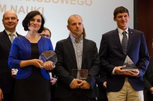 Wręczenie 5. Nagrody NCN, 10 października 2017, Kraków