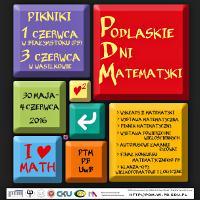 Podlaskie Dni Matematyki 2016