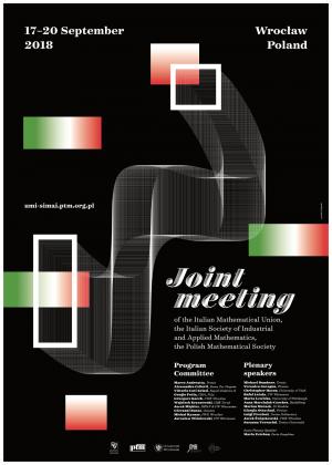 Konferencja UMI-SIMAI-PTM, 17-20 września 2018, Wrocław