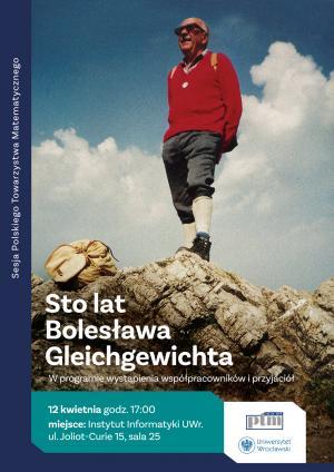 100 lat Bolesława Gleichgewichta