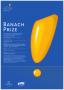 """8. edycja Konkursu """" The International Stefan Banach Prize"""" ogłoszona"""