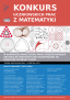 38. edycja Konkursu Uczniowskich Prac z Matematyki ogłoszona