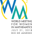 World Meeting for Women in Mathematics-(WM)^2, 31 July 2018, Rio de Janeiro, Brasil