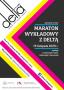 Maraton wykładowy z DELTĄ, 19 listopada 2020, 18:00-21:00, You Tube